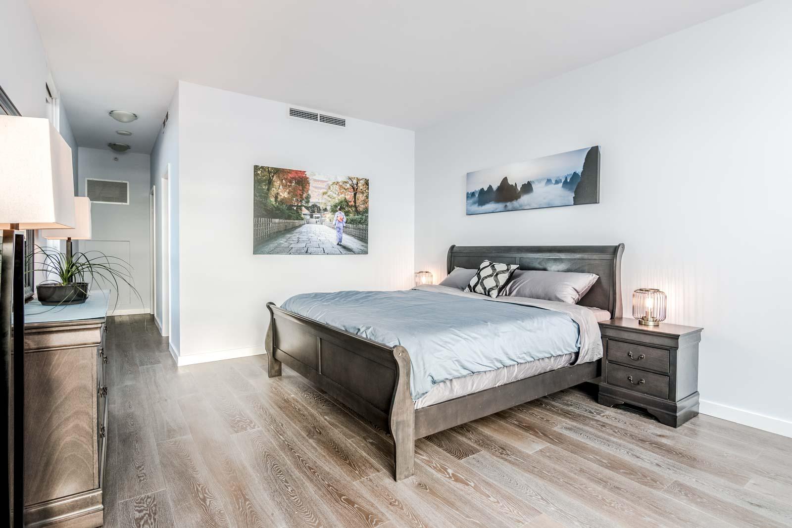 Bedroom in 918 Cooperage Way Condo For Rent