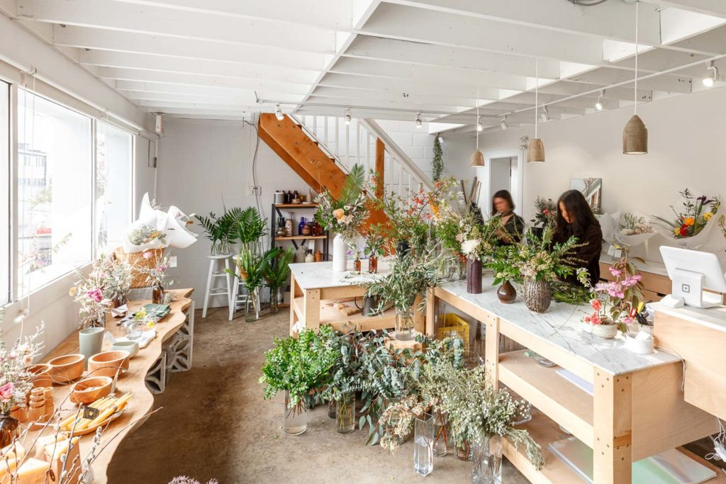 Wild Bunch Floral Studio Mount Pleasant