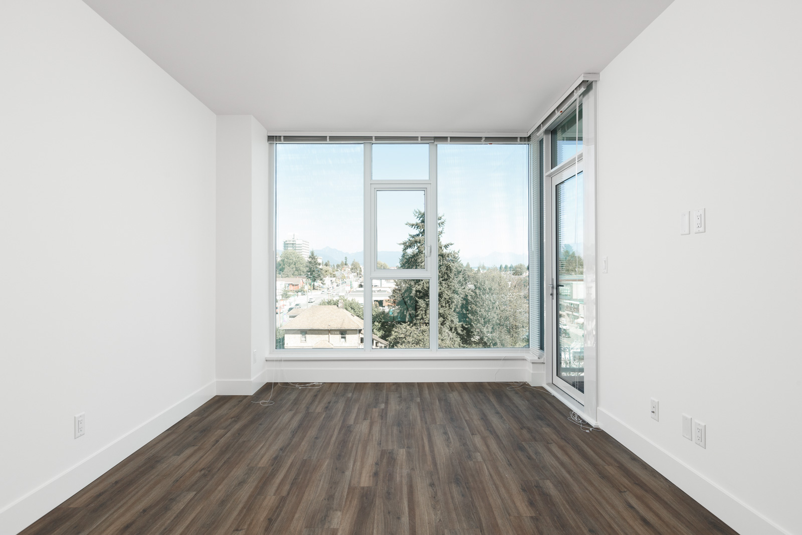Condo living room in Kings Crossing condo rental property in Highgate village and Edmonds neighbourhood in Burnaby