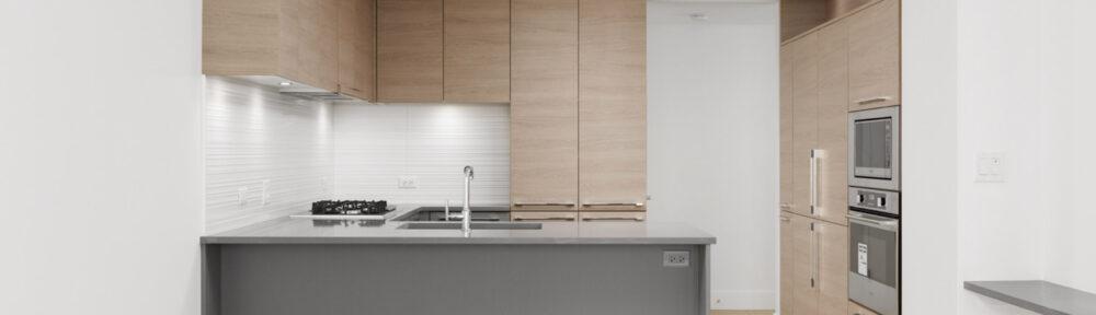kitchen in burnaby edmonds rental condo