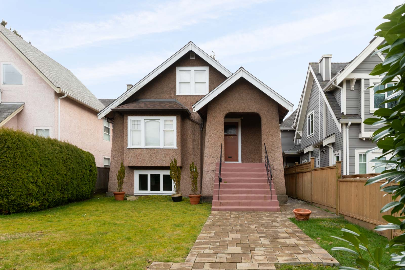 Beautiful house in the Kitsalano neighbourhood in Vancouver West