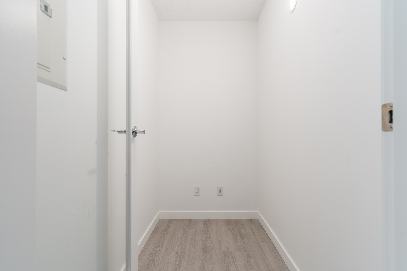 Den that can function as a office space in high end condo in Downtown Vancouver