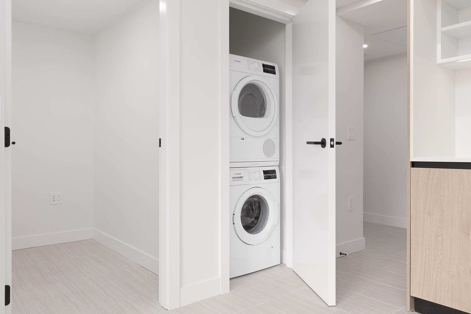 in-suite laundry in vancouver