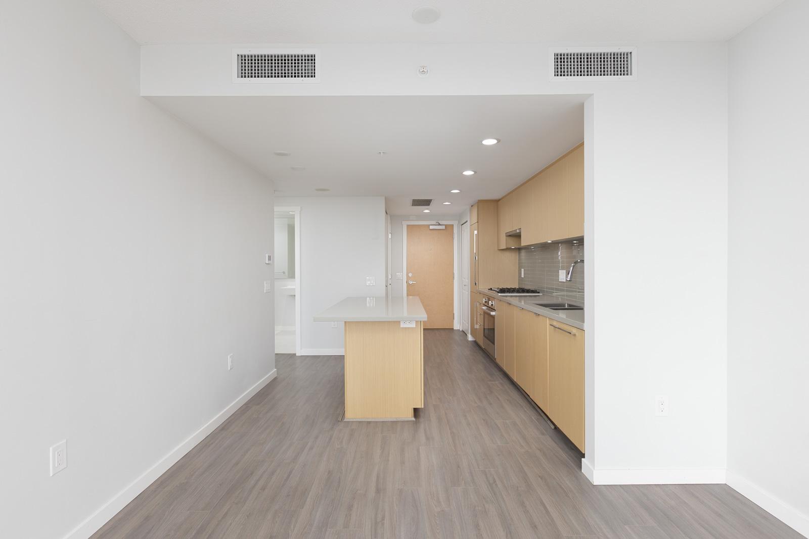 kitchen in rental condo